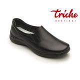 Calzado Dama Negro Flexi 48301 Casual Confor Mocasín
