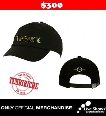 Gorra Oficial TIMBIRICHE
