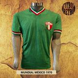 JERSEY REPLICA MUNDIAL MÉXICO 1970 (DE COLECCI&Oac...