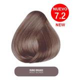 Tinte Barcelona Pharma Tono 7.2 Rubio Irisado