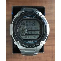 Busca reloj orient ftd0900aw cuarzo crono alarma wr100m a la