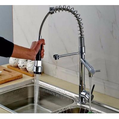 Oferta monomando llave mezcladora tarja cocina grifo t 12 for Llaves mezcladoras para fregadero
