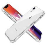 Funda Case Transparente Resistente Antishock iPhone XR
