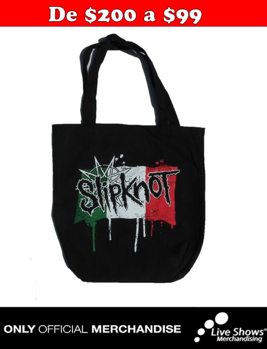 Bolsa Oficial SLIPKNOT