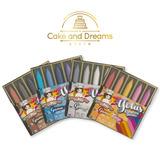 YOLAS crayones jumbo - Ma Baker and Chef y Mommy's Bakery Creation's