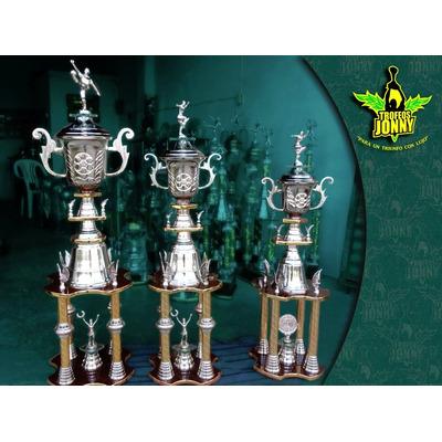 Trofeo goleador bot n grabado en mercado libre for Fabrica de copas