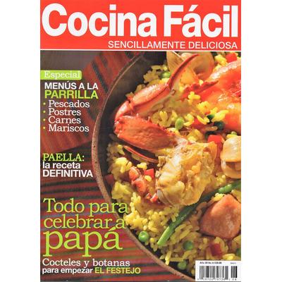 Cocina f cil todo para celebrar a pap paella for Todo facil cocinas