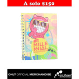 Libreta Oficial MILLE NIAL AWARDS 14