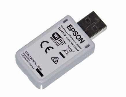 Adaptador Wireless Epson Wn7522bep