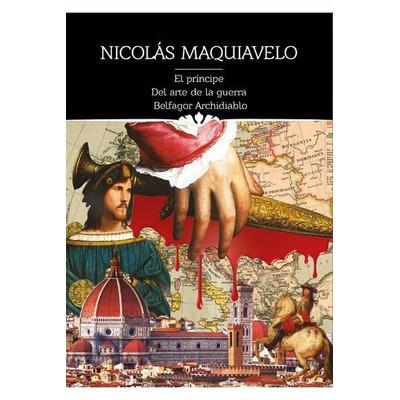 Libro el arte de la guerra de maquiavelo