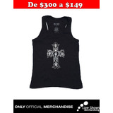 Playera Oficial GUNS N ROSES TANK TOP