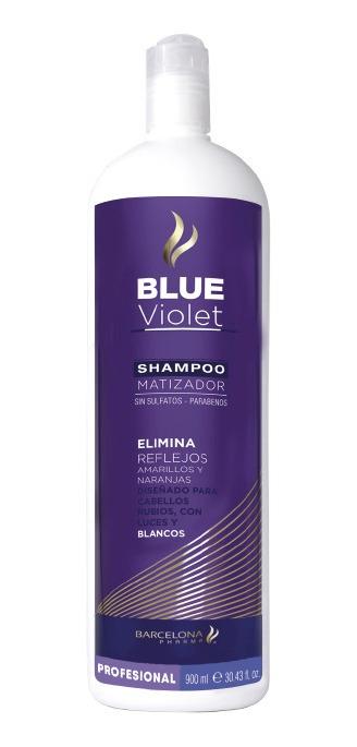 SHAMPOO BLUE VIOLET DE 900 ML