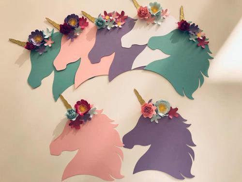 Decoración Fiesta Unicornio, Recuerdo Fiestas