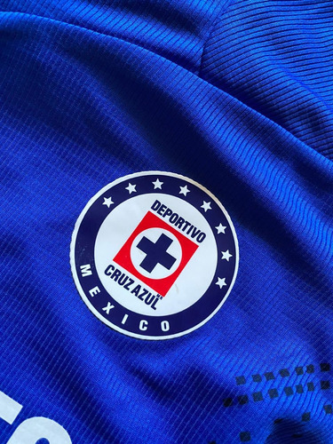 Jersey Cruz Azul Playera Dama Azul Local 2020-2021 Mujer ...