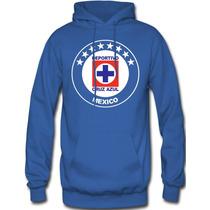 4d8745f2cdcef Comprar Sudadera Cruz Azul Fc Hoodie Capucha Con Cangurera Unisex