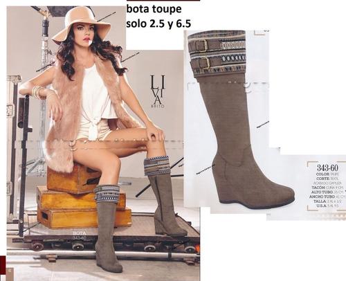 eb10a262 Mi Outlet Cklass-botas Toupe Solo 2.5 Y 6.5 Mex en venta en Zapopan ...