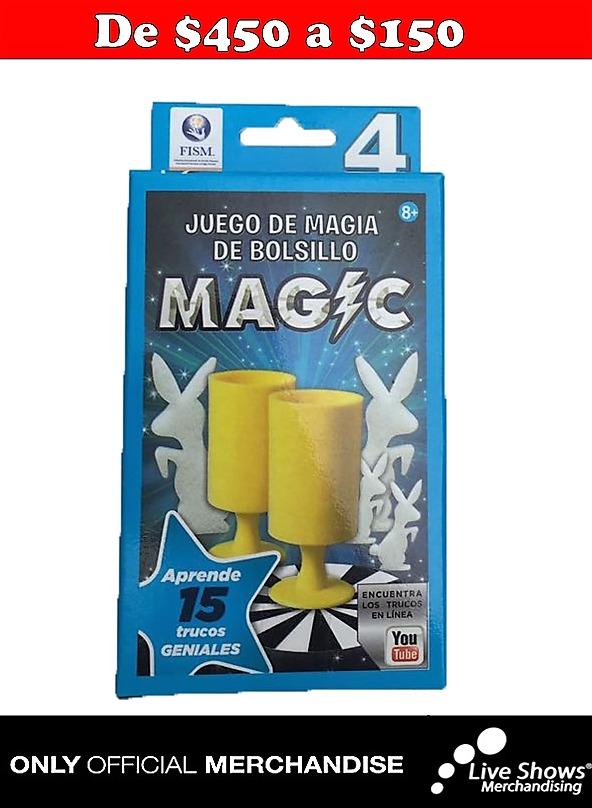 Juego de Magia de Bolsillo Blue