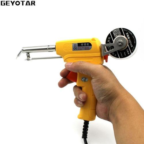 Caut n tipo pistola c despachador autom tico incluye - Pistola de estano ...