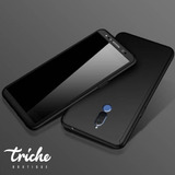 Funda 360 + Cristal Slim Colores Seria Huawei Mate 10 Lite