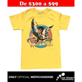Playera Oficial WOLF MOTHER Yellow