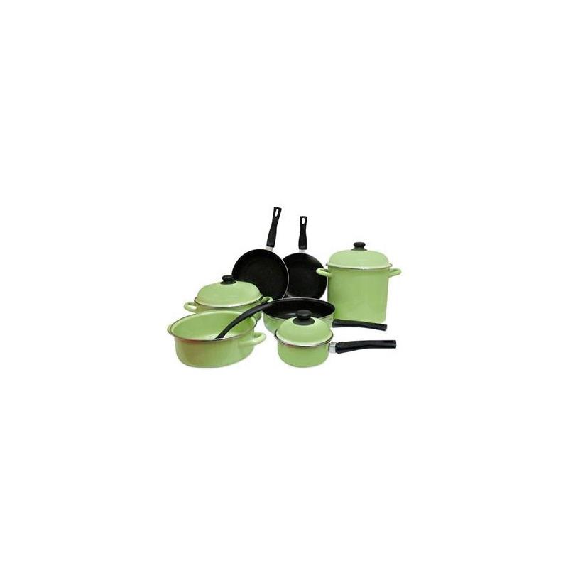 Bateria Pontevedra 11 Pzas Verde M. Cinsa 3681177