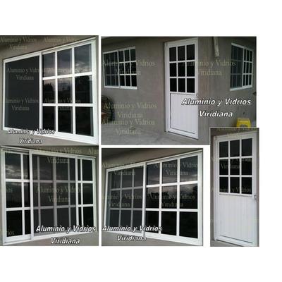 Canceleria de aluminio en mercado libre for Ventanas de aluminio colores precios
