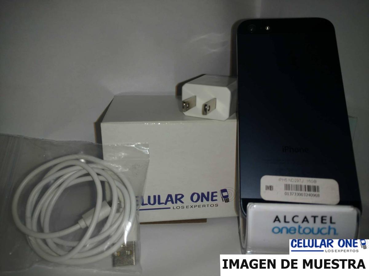 NUEVO IPHONE 5 16GB DESBLOQUEADO + SELLADO