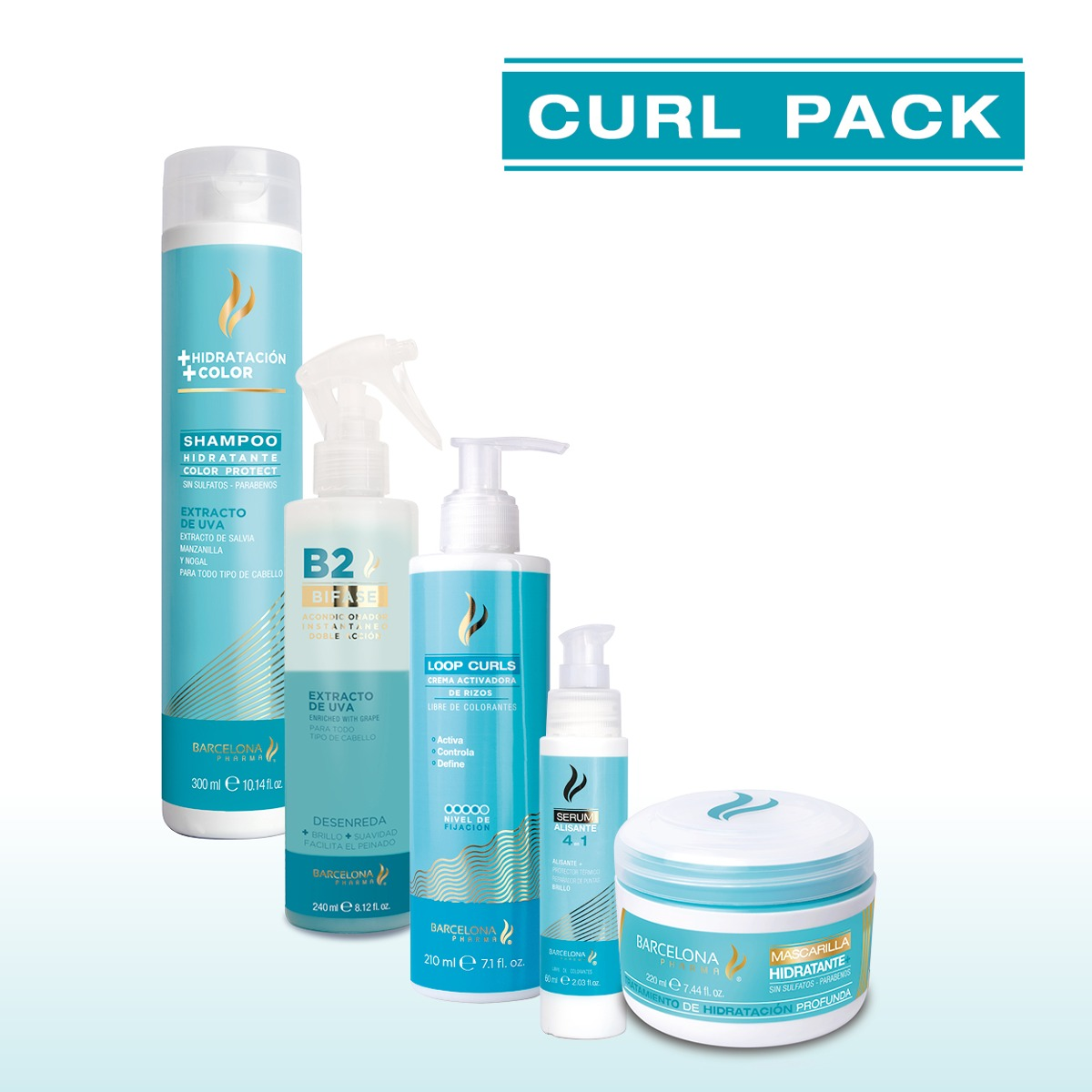 Curl Pack