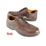 Calzado Zapato Caballero Café Flexi 91601 Casual Agujeta