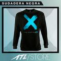 SUDADERA NEGRA TCT 17