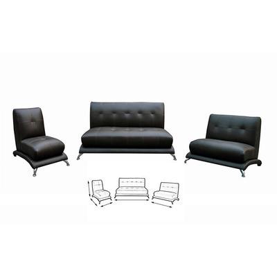 Salas modernas minimalistas sillones sofa individual emo for Casa sofa sillones