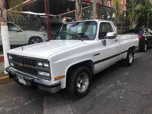 Chevrolet Pick Up Cheyenne Ta 8 Cil A/ac Ve Tela Alarma 1989