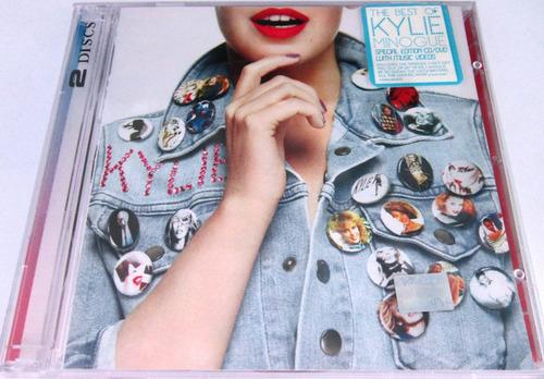Kylie Minogue - The Best Of Kylie Minogue Nuevo Cd & Dvd