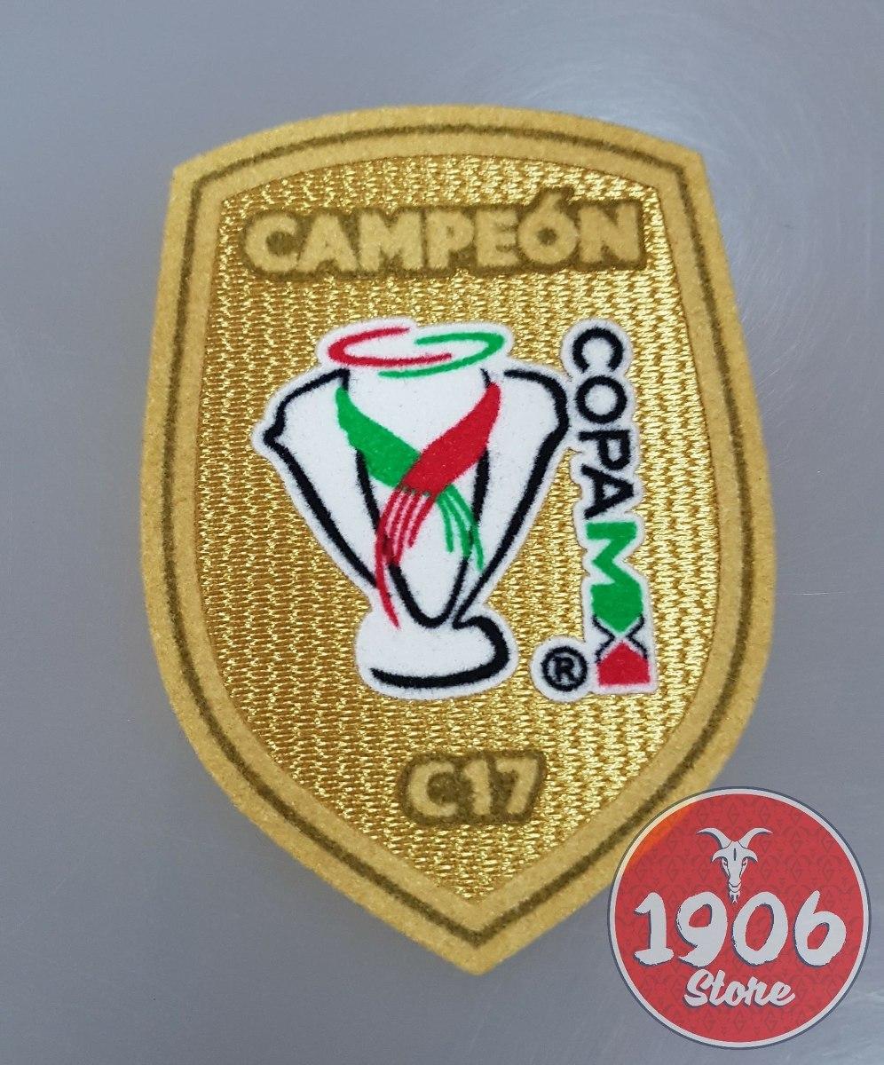Parche Campeón de Copa Clausura 2017