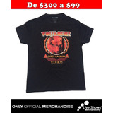 Playera Oficial WOLF MOTHER Lobo