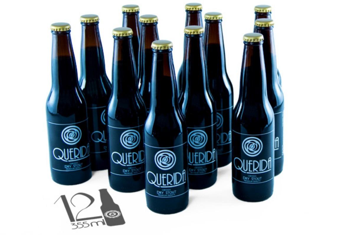 Cerveza QUERIDA | Dry Stout - 12Pack (DocePack)