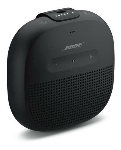 Bose Soundlink Micro Portable Bluetooth Speaker Black - Ecart
