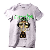 Playera Oficial Cypress Hill Gray Shull