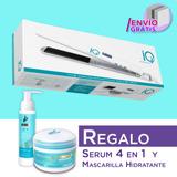 Plancha IQ y Regalo Serum + Mascarilla Hidratante
