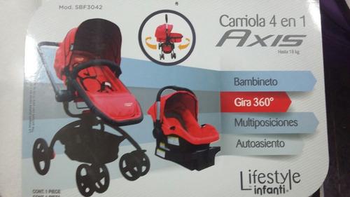 203addbf6 Carriola Lifestyle Infanti Axis 360. en venta en Pensador Mexicano ...