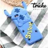 Funda Botarga Stitch Mordida Huawei GR5 Triche