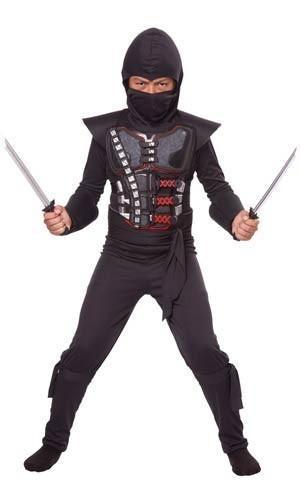 Disfraz, Armadura Ninja