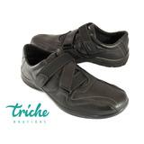 Calzado Zapato Caballero Negro Flexi 66901 Casual Confort