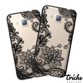 Funda Case Flor Loto Vintage Mandala Galaxy Grand Prime Plus