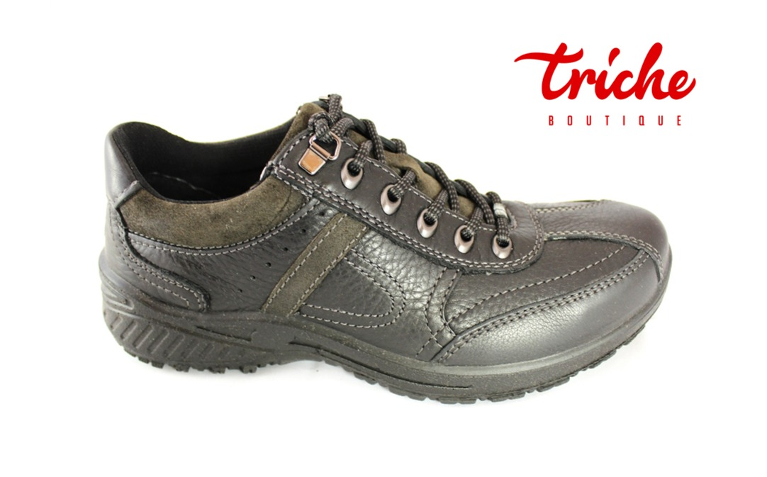 d8f5f882 Calzado Caballero Negro Flexi 92003 Casual Confort Uso Rudo   Triche