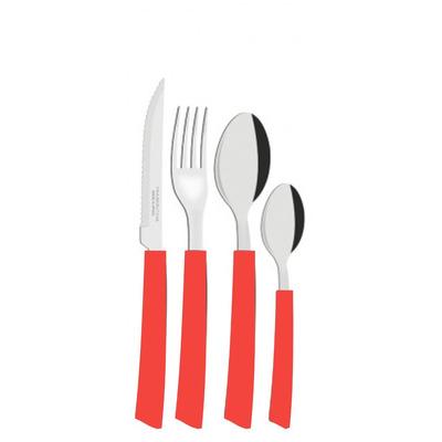 Juego de cubiertos brisa tramontina 16 pzas envio gratis for Brisa cuchillos