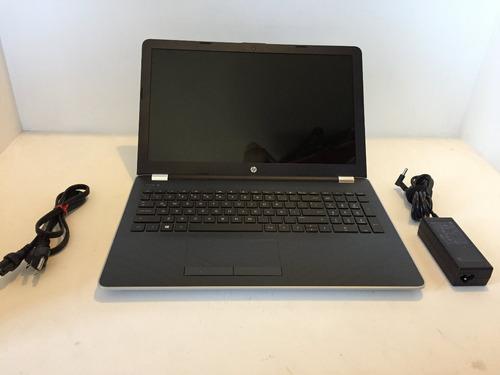 Laptop Hp 15-bs015la Core I5 Septima Ram 8gb Amd Radeon 520