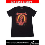 Playera Oficial AIRBOURNE Black TEE