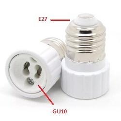 Socket Adaptador Gu10 A E27