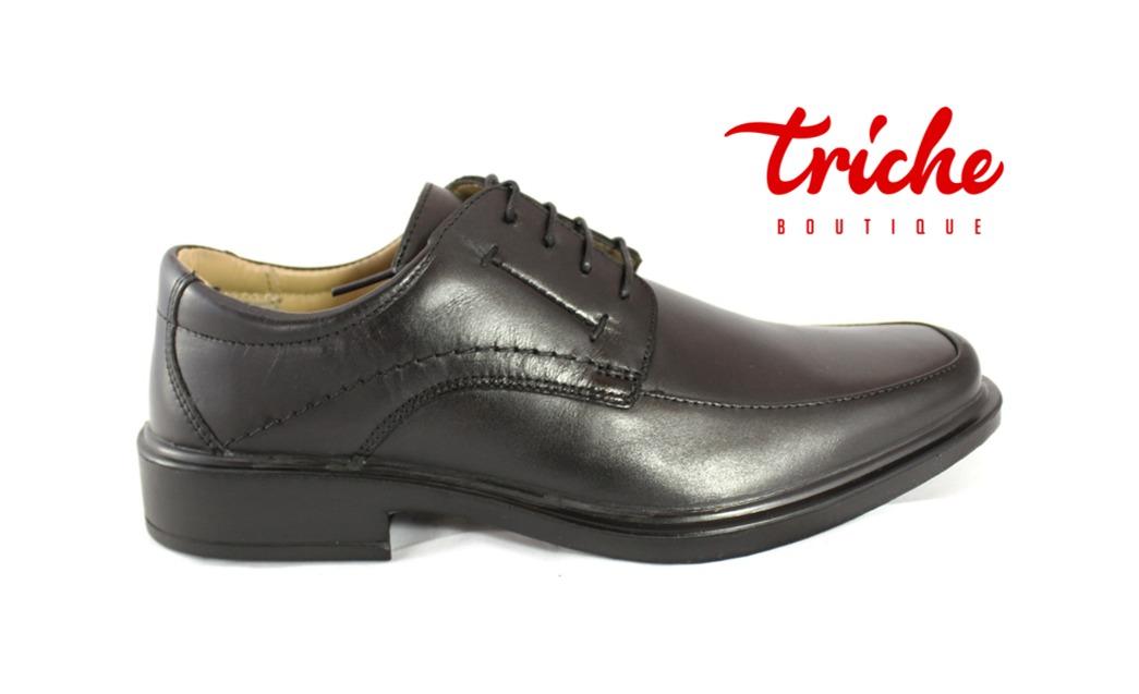 eb410dec Calzado Caballero Negro Flexi 74002 Vestir Confort Agujeta | Triche